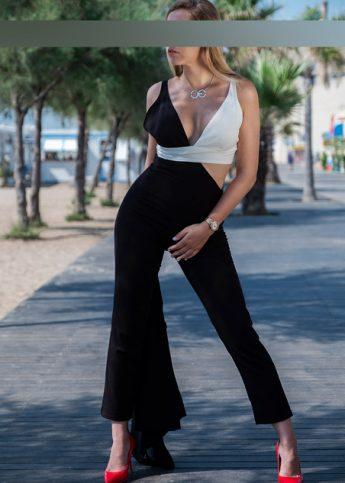 Katherine escort vip en Barcelona 4