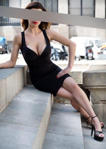 Simone escort de lujo en Barcelona 1