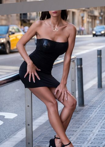 Gemma escort de lujo en Barcelona 1