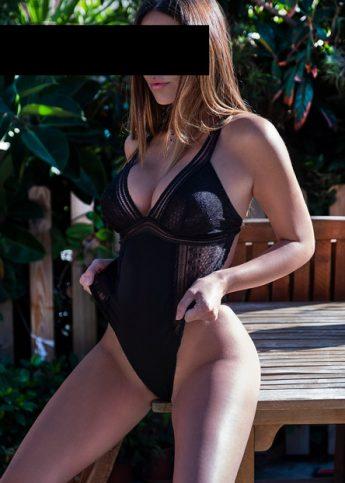 Luciana escort de lujo en Barcelona 3